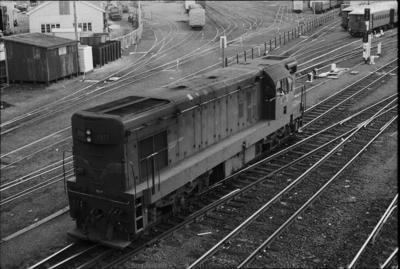 Photograph of locomotive DA 1517