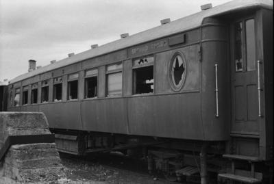 Photograph of carriage A 1661