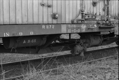 Photograph of cool wagon VB 612