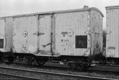 Photograph of cool wagon W 1101