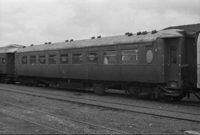 Photograph of sleeping car AA 1620