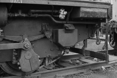 Photograph of diesel shunter TR 26