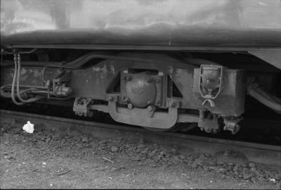 Photograph of railcar RM 31