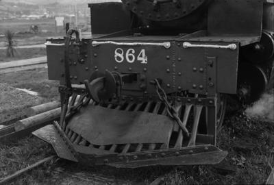 Photograph of steam crane C 864