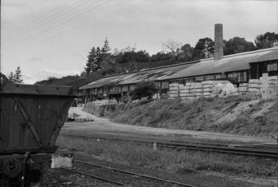 Photograph of Kamo brickworks
