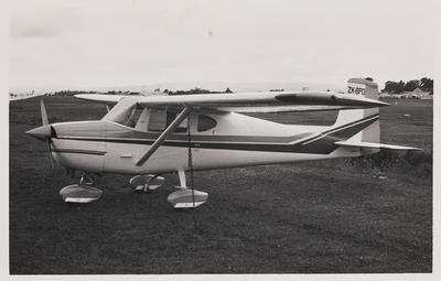 [ZK-BPO Cessna 150 photograph]