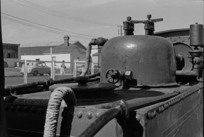 Photograph of locomotive F 163