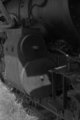 Photograph of locomotive A 423