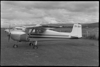 BVY 31.3.72 Taieri [ZK-BVY Cessna 150]