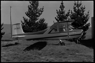 BVZ [ZK-BVZ Cessna 150]