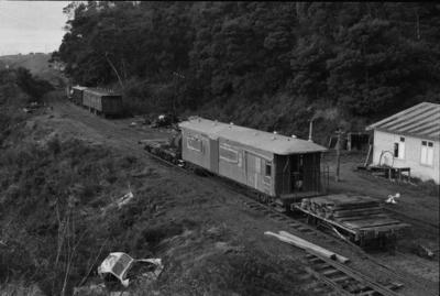 Photograph of Pukemiro Bush Tramway Club