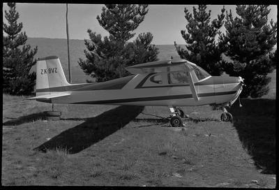 BVZ 2.4.72 Alexandra [ZK-BVZ Cessna 150]