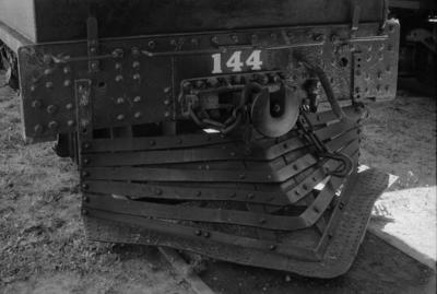 Photograph of locomotive B 144