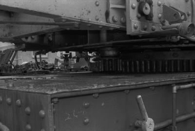 Photograph of Cowans Sheldon rail crane 4425