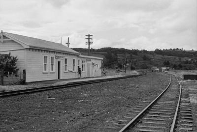Photograph of Whakapara railway post office