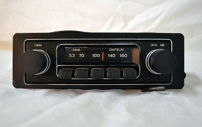 Car Radio [AWA Datsun]