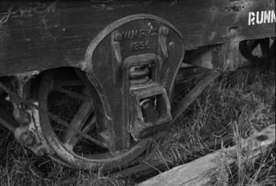 Photograph of 1896 W M R wheel