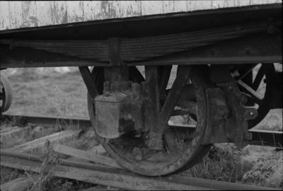 Photograph of early 8-window 4-wheel carriage
