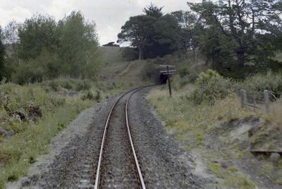 Photograph of Ranganui tunnel