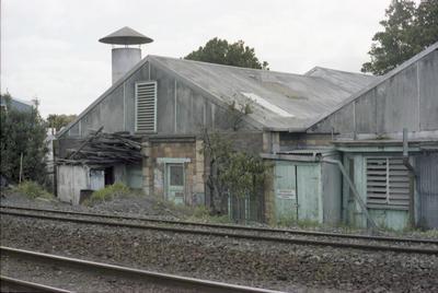 Photograph of Carter Merchants Ltd depot