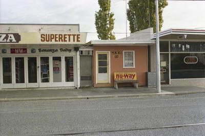Photograph of Kawakawa shops