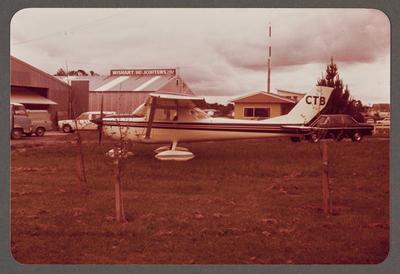 ZK-CTB Cessna 150 22.10.81 Rukuhia