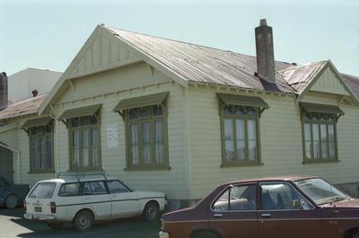Photograph of Whangarei railway station