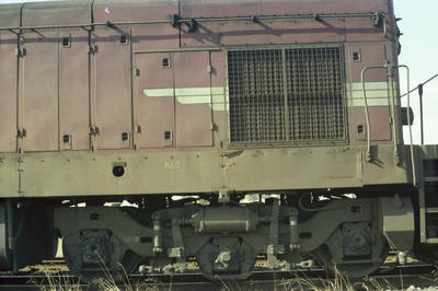 Photograph of locomotive DA 1433