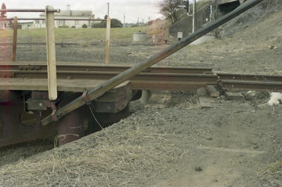 Photograph of turntable