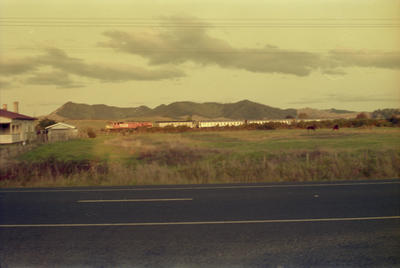 Photograph of Overlander Express