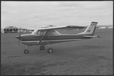 13a Ardmore 2.9.68 Maroon + White [ZK-CTE Cessna 150H]