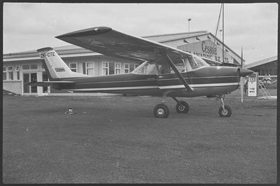 14a Ardmore 2.9.68 Maroon + White [ZK-CTE Cessna 150H]