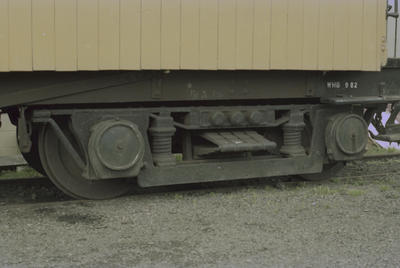 Photograph of Isothermos bogie