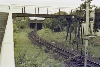 Photograph of bridges