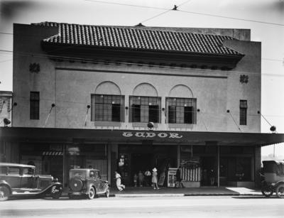 Tudor Theatre, Remuera; John McGuire; The Imperial Dry Plate Company Limited; 1930s