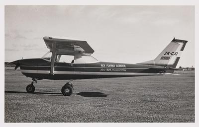 8.7.70 Paraparaumu [ZK-CXI Cessna 150H]
