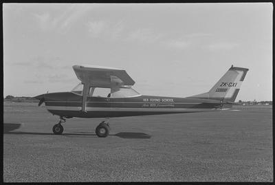 2/35m 8.7.70 Paraparaumu [ZK-CXI Cessna 150H]