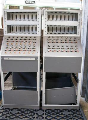 Control Panel [Qeleq Stock Feeding Machine]; Qeleq; QELEQ Limited