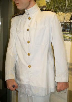 Uniform Jacket [Navy (W. T. Billings)]
