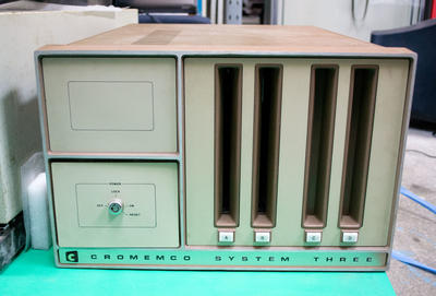 Computer [Cromemco System Three]