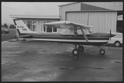 18a 19a 7.7.70 Ardmore [ZK-CXL Cessna 150H]