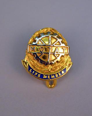 Badge [MOTAT Life Member]