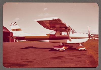11.7.71 Ardmore [ZK-DAV Cessna A150K Aerobat]