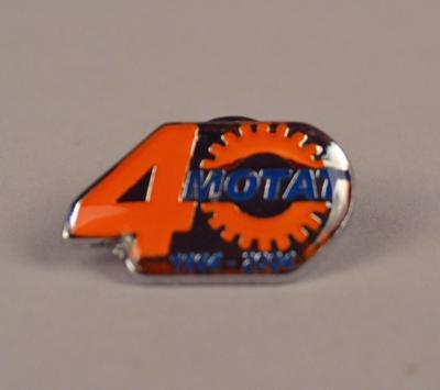 Badge [MOTAT, 40 Years]