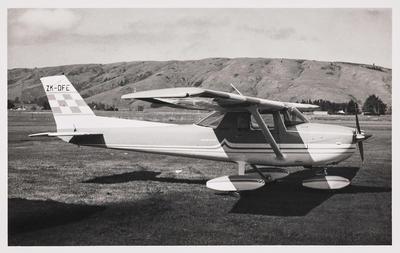 31.3.72 Momona [ZK-DFE Cessna A150L Aerobat]