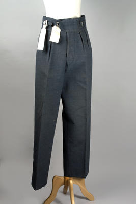 Uniform [Trousers] (RNZAF); New Zealand. Royal New Zealand Air Force