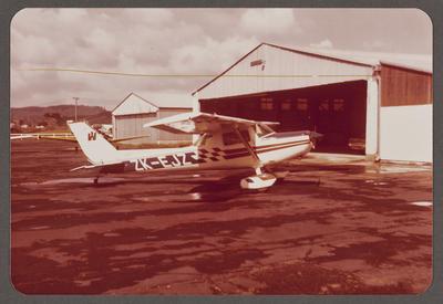 ZK-EJZ Cessna 150 1980 Ardmore