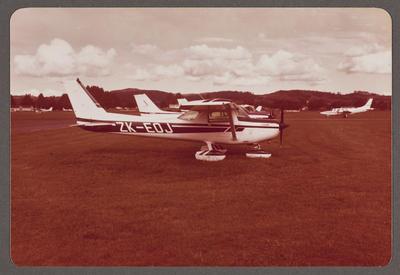 ZK-EOJ Cessna 150 21.4.79 Ardmore