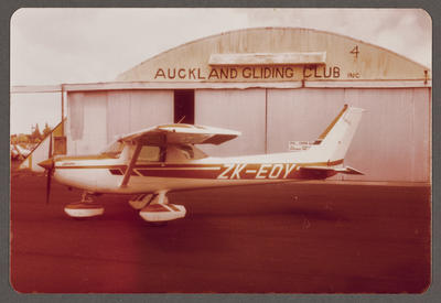 ZK-EOY Cessna 150 14.11.80 Ardmore