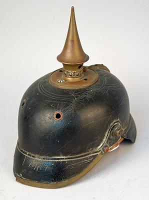 Uniform Helmet [German, WWI]